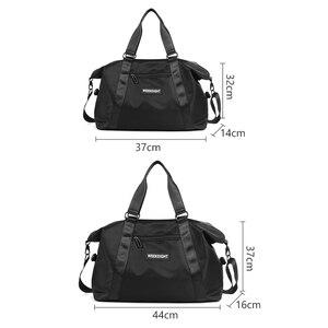 Image 5 - Kuru islak seyahat çantası spor spor çantaları Yoga eğitim Tas kadınlar için spor Gymtas Sac De spor seyahat erkekler Sporttas spor XA79A