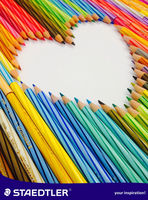 Staedtler conjunto de 12/24/36/48 água lápis coloridos desenho lápis frete grátis