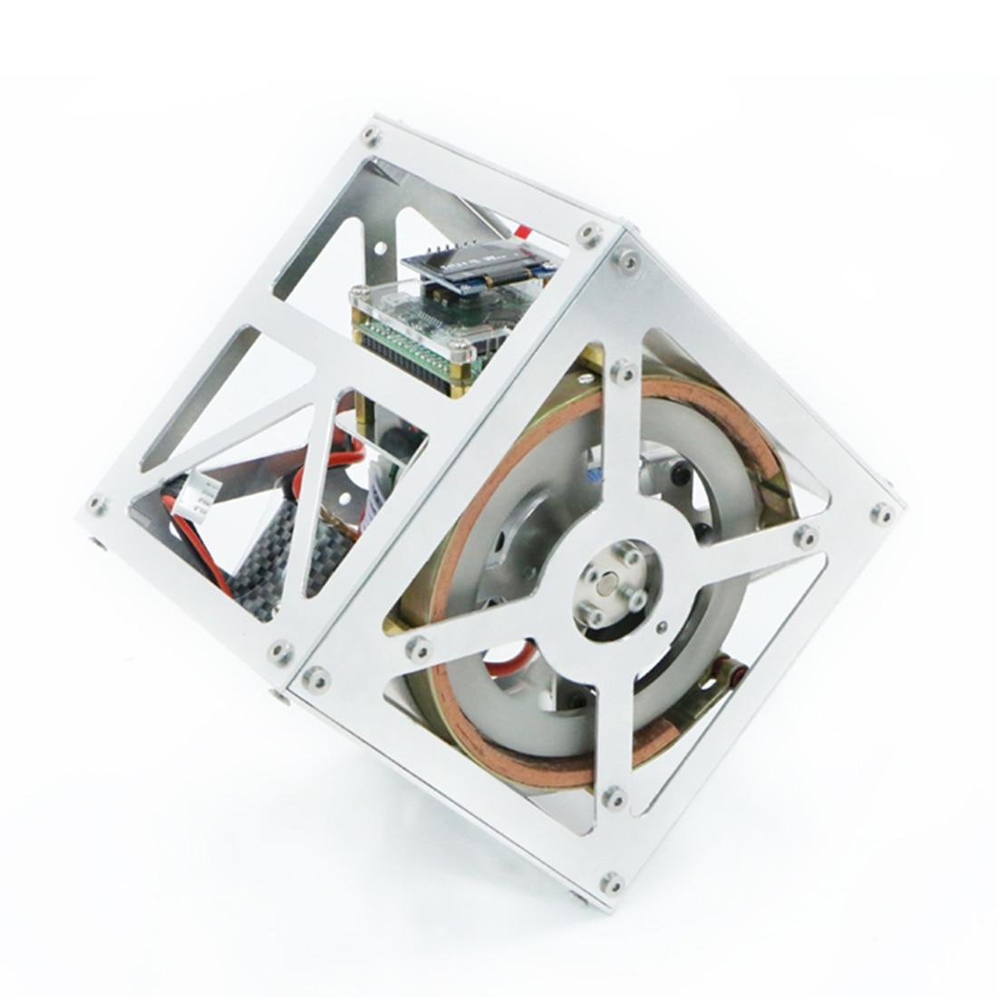 Reversible Single Point Balance Block Unilateral Self-Balancing Cubli Bblock Steam Toy