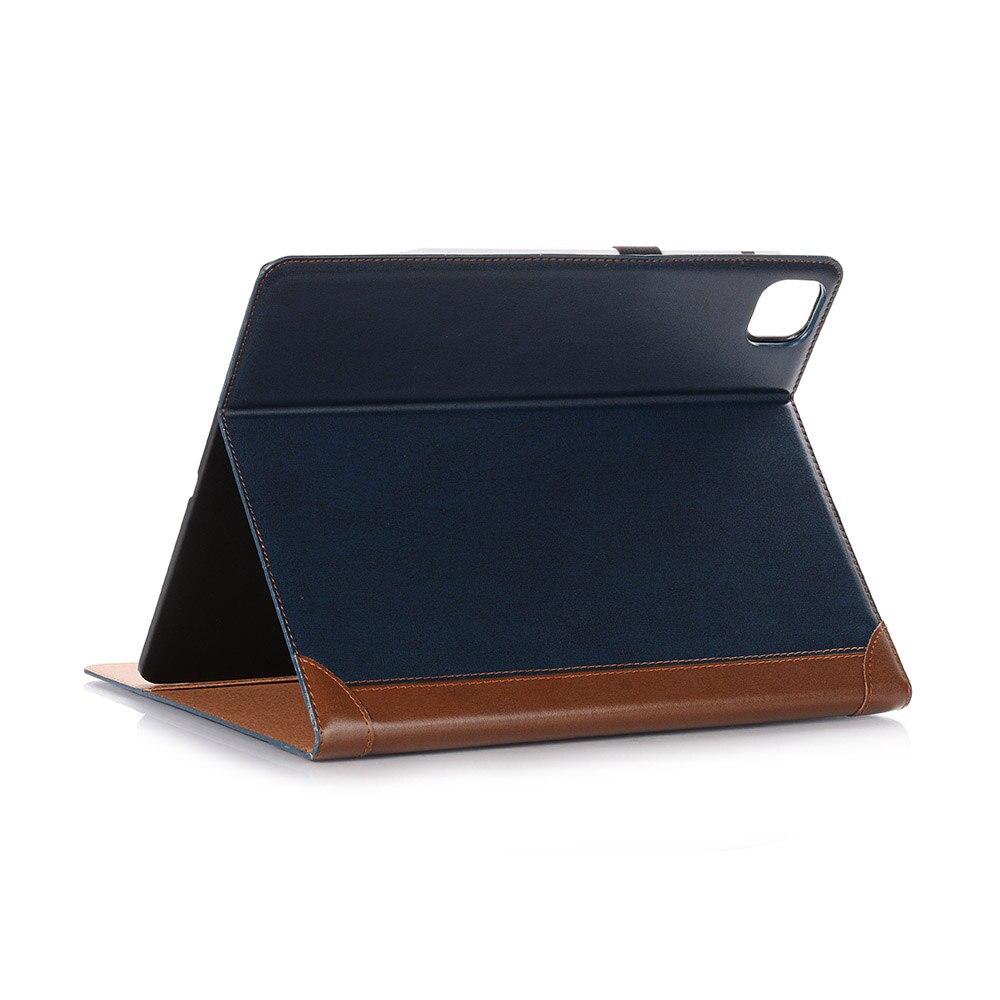 i for iPad 2020 Leather Case iPad 12 Smart 9 for PU 2018 Fold Folio Book Pad Pro Case