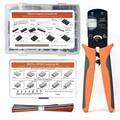 IWS-3220 обжимные плоскогубцы инструмент с 460 шт. XH 2,54 мм JST разъем комплект и 1550 шт. 2,54 мм DuPont терминалы набор