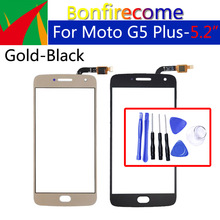 Touchscreen Digitizer Replacement Glass-Panel-Sensor G5plus for Motorola-Moto G5plus/Xt1687/Xt1684/Xt1685