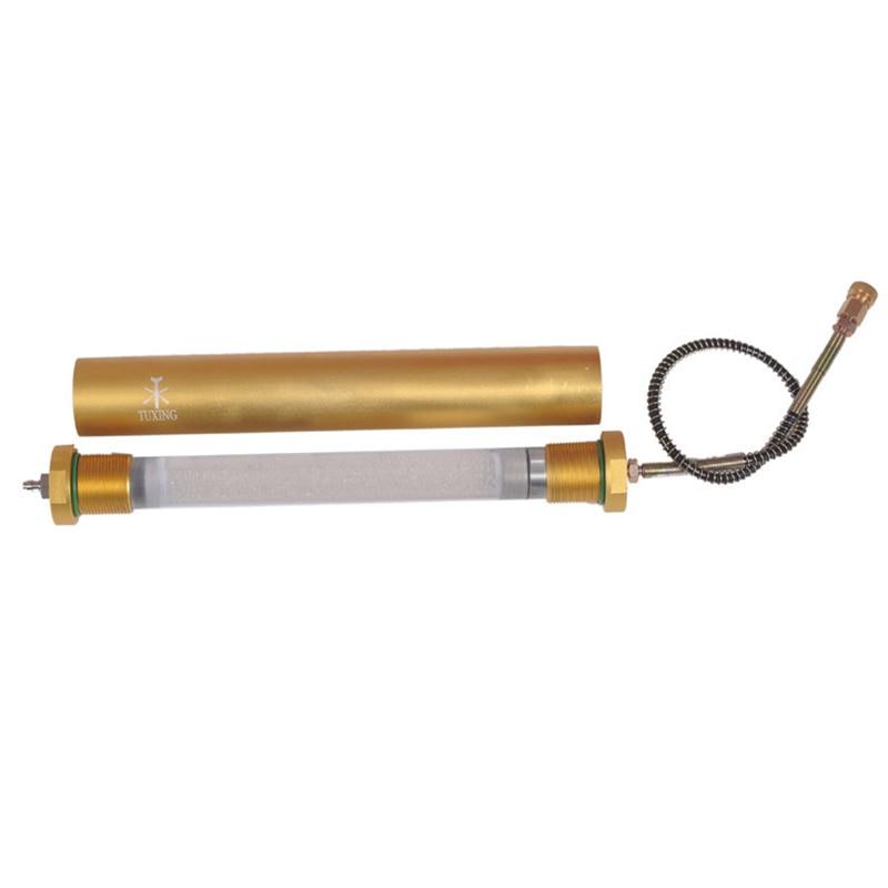 4500Psi 30Mpa High-Pressure Air Pump Oil-Water Separator Oil-Water Submersible Separator