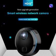 1080P + беспроводной + мини + WiFi + камера + дом + безопасность + камера + наблюдение + ИК + ночь + видение + движение + обнаружение + пульт + ребенок + монитор + IP + камера