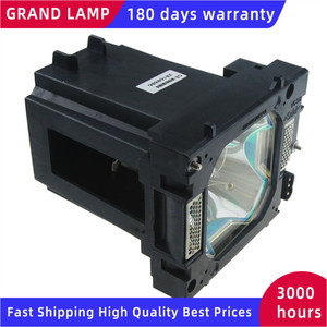 Image 3 - POA LMP124 yedek TV projektör çıplak lamba için konut ile Sanyo PLC XP200L PLC XP200 projektörler mutlu BATE