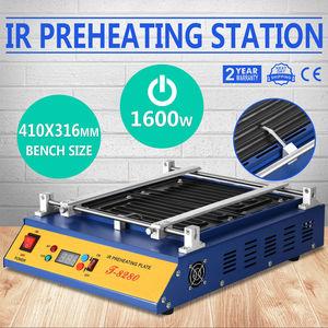 Image 3 - 1600 w ir pcb infravermelho preheater bga retrabalho preheating estação T 8280 condados europeus frete grátis