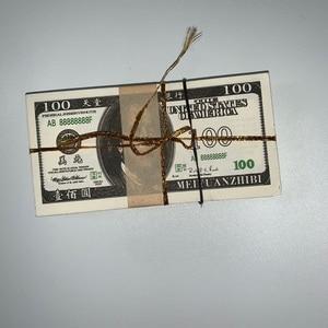 Ancestor Money Heaven Hell Bank Notes Dollar USD Joss Paper Ghost Money Paper Money Honoring Ancestors(China)
