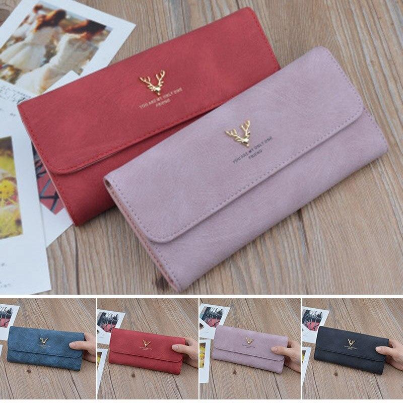 New Fashion Women Wallet Purse Fashion Long Wallet Female Long Design Purse Women Coin Purses Ladies Clutch Carteras Mujer