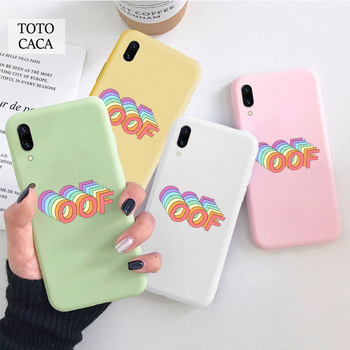 Oof Soft phone Phone Protection Soft Case for Huawei P20 P30 P40 Lite Plus Nova P40 lite E image