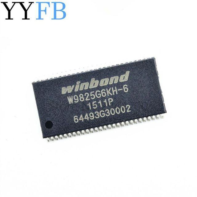 دوائر متكاملة W9825G6KH 6 TSOP54 WINBD