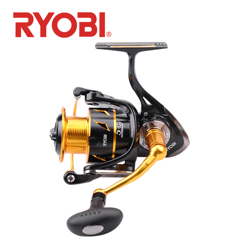 NEW RYOBI LEGACY Spinning Fishing Reels 2000/3000/4000/5000/6000/8000 5+1BB Gear Ratio 5.1:1/5.0:1  Super Corrosion Resistant