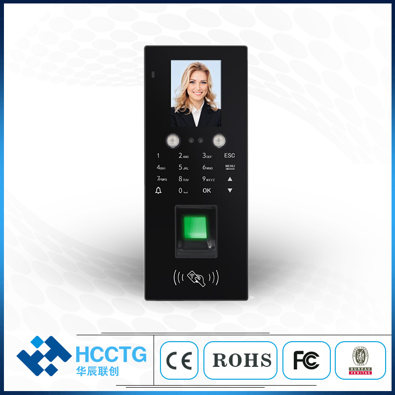 Time Attendance SDK Turnstile Biometric Machine Software Price Face Recognition Device MR-30