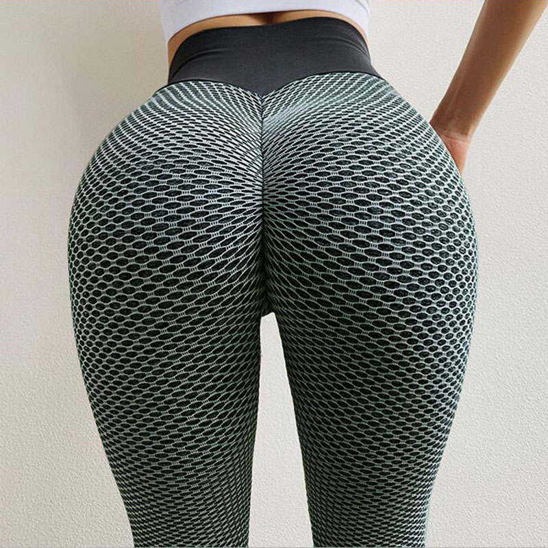Women Workout Fitness Leggings Femninia High Waist Leggins Mujer Quick Drying Sportswear Ladies Polyester Casual Leggings Women