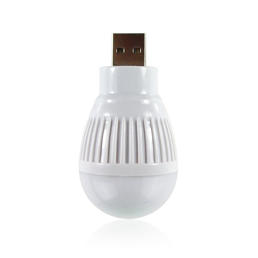 Новый Mini USB светодиодный светильник Портативный 5V 5W Энергосберегающая шаровая лампа для ноутбука USB разъем|Лампы для чтения|   | АлиЭкспресс