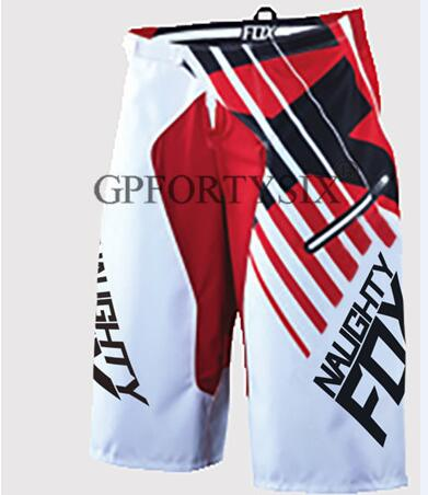 NEW 2018 Naughty Fox MX Sports Racing DH Men's   Shorts   MTB Dirt Bike Motorbike Downhill Racing   Shorts