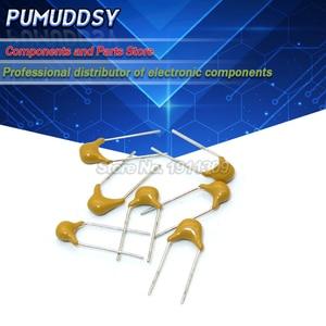 100PCS 33NF 0.033UF 10% 5.08MM 333 50V MLCC multilayer monolithic ceramic capacitor 0805