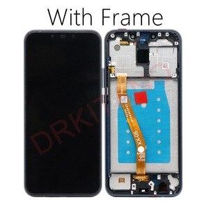 Image 2 - Дисплей 6,3 дюйма для Huawei Mate 20 Lite, сенсорный ЖК дисплей Mate20 Lite, сенсорный экран для Huawei Mate 20 Lite, дисплей с рамкой