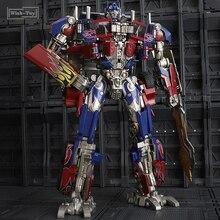 Wj Transformatie Meesterwerk Op Commander Movie Studio Serie Leider 29Cm SS05 SS 05 Legering MPM04 Action Figure Robot Gift Speelgoed