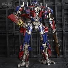 Wj transformação obra prima op comandante filme estúdio série líder 29cm ss05 SS 05 liga mpm04 figura de ação robô presente brinquedos