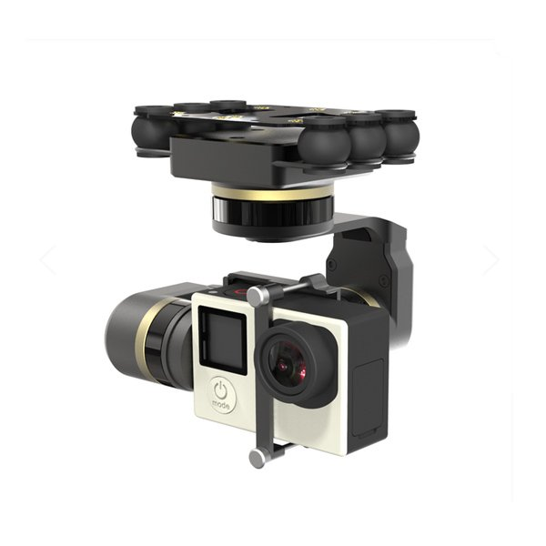 FeiyuTech Feiyu Mini 3D Pro 3-Axis Brushless Gimbal Suitable For Gopro 3 / 3+ / 4 Aerial Photography Freeshipping