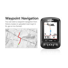 IGPSPORT velocímetro inalámbrico para bicicleta velocímetro IPX7, con ANT +, GPS, IGS618, Bluetooth, resistente al agua
