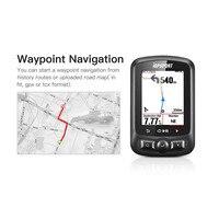 New IGPSPORT ANT+ GPS IGS618 Bike Bluetooth Wireless Stopwatch Speedometer Waterproof IPX7 Cycling Bicycle Speedometer Computer
