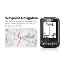 Yeni IGPSPORT ANT + GPS IGS618 bisiklet Bluetooth kablosuz kronometre kilometre su geçirmez IPX7 bisiklet bisiklet kilometre bilgisayar