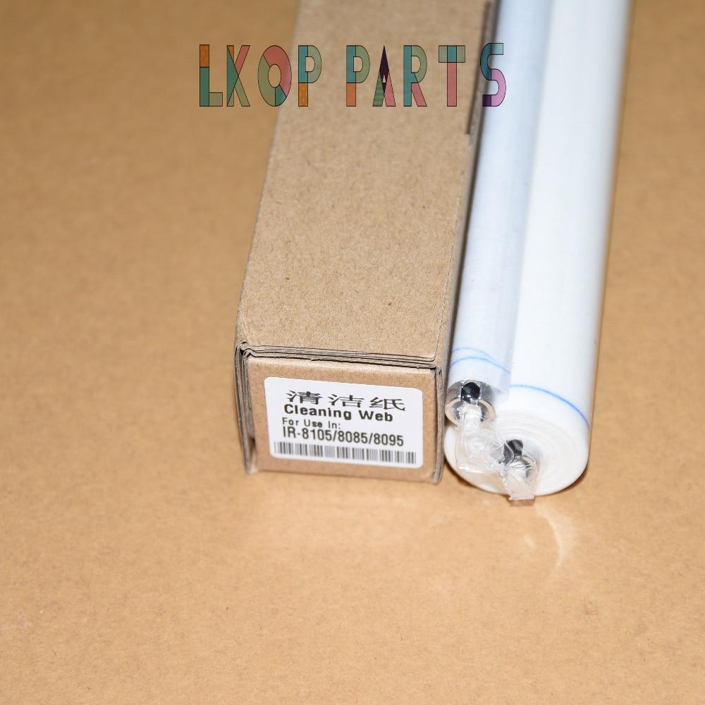 2pcs Fuser Cleaning Web Roller for Canon IR8085 IR8095 IR8105 IR8205 IR8285 IR ADVANCE 8085 8095 8105 8205 8285 8295 FC52286-000 (3) - ??
