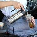 Портативный Автомобильный Подогреватель бутылочек  чашка с подогревом  постоянное сохранение  usb-прикуриватель  зарядка  грелка  автомобил...