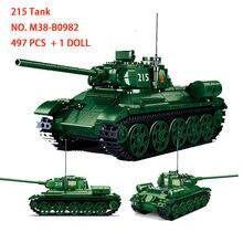 Blocos militares veículos tanque crianças brinquedos blocos de construção conjunto ww2 soldados guerra exército técnica tanque medel tijolos conjunto meninos presente