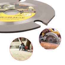 5inch Angle Grinder Special Blade Cutting Piece Grinding Root Tea Tray Hardwood Dry Disc Wood Circular Carbide Saw Blades Tools