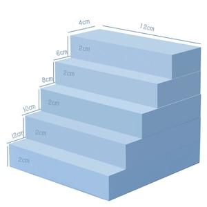 Image 5 - 20 لون خشبي سلم الدرج الهندسة التصوير الفوتوغرافي صور اطلاق النار استوديو خلفية الدعائم