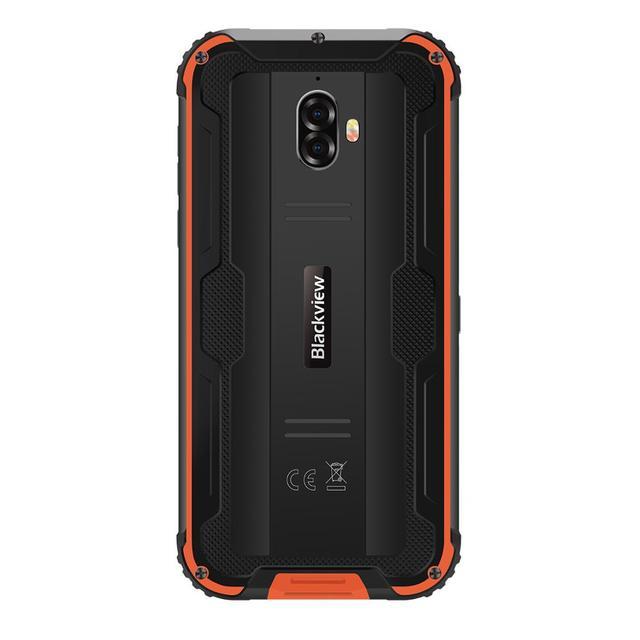 Blackview BV5900 IP68 Waterproof Rugged Smartphone 5.7'' Screen Android 9.0 Pie 3GB RAM 32GB ROM Mobile NFC 5580mAh 4G Cellphone 4