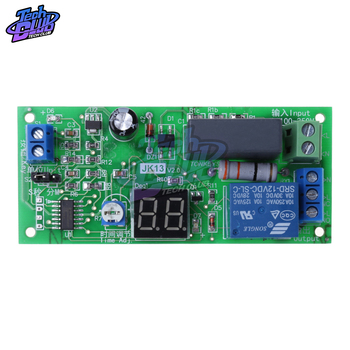 1Pcs AC220V Delay Timer Switch Turn Off Board 0 Seconds-99 Minutes Delay Relay Module dkj y 60 minutes 15a delay timer switch for electronic microwave pressure oven cooker