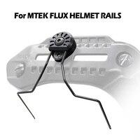 EARMOR HeadSet MTEK / PULX Rails Adapter Attachment Kit Tactical Headphone Adapter for MTEK / PULX Helmet Rail Adapter