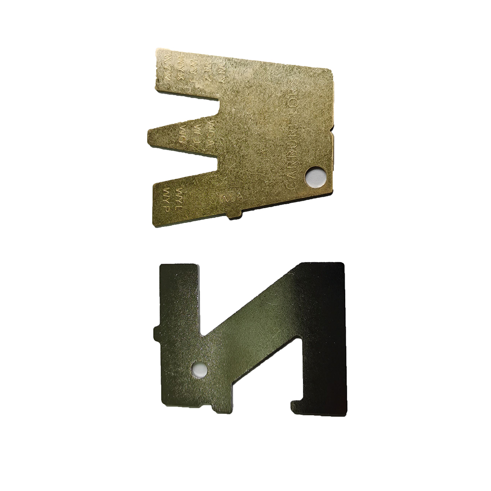 2pc Diaphragm Carburetor Metering Lever Adjust Tools For Zama For Walbro 500-13-1 W Tool Set