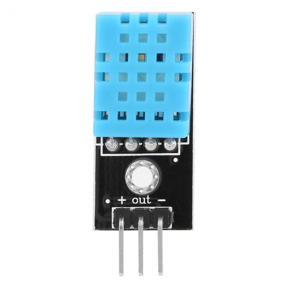 Single Bus Digital Temperature And Humidity Sensor Dht11 Module Electronic Building Block Temperature And Humidity Sensor
