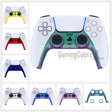 Decorative Trim Shell for DualSense 5 Controller  Clip Shell w/ Accent Rings for PS5 Controller