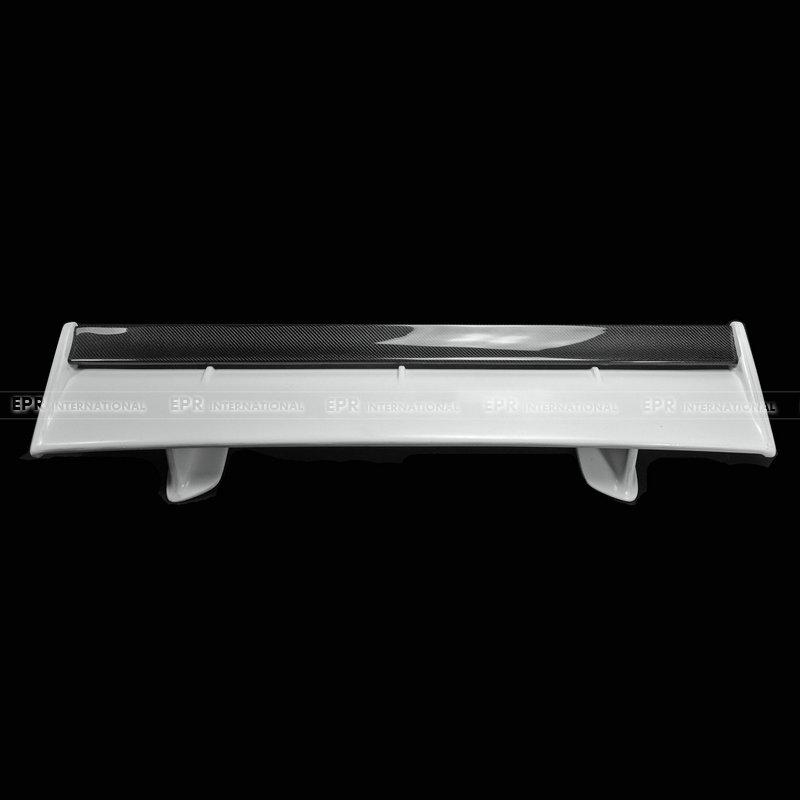 スカイラインR34GTR OEMリアスポイラー(カーボンスモールブレード付き)(1)_1