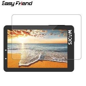 Закаленное стекло для SJCAM SJ9 SJ8 действие защита для экрана камеры 9H защитная пленка