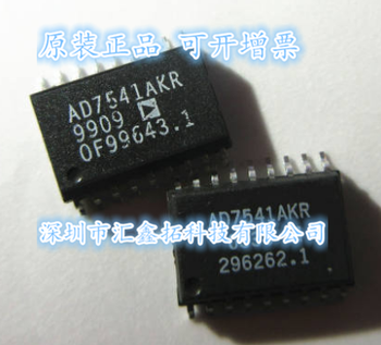 5pcs/lot AD7541AKR AD7541AKRZ AD7541  SOP-18 mrf373 5pcs lot