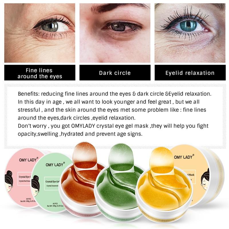Crystal Eye Gel Mask 3