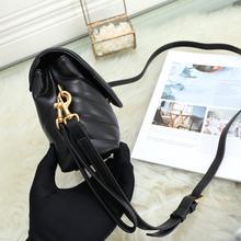 Женская Роскошная модная дизайнерская кожаная элегантная сумка
