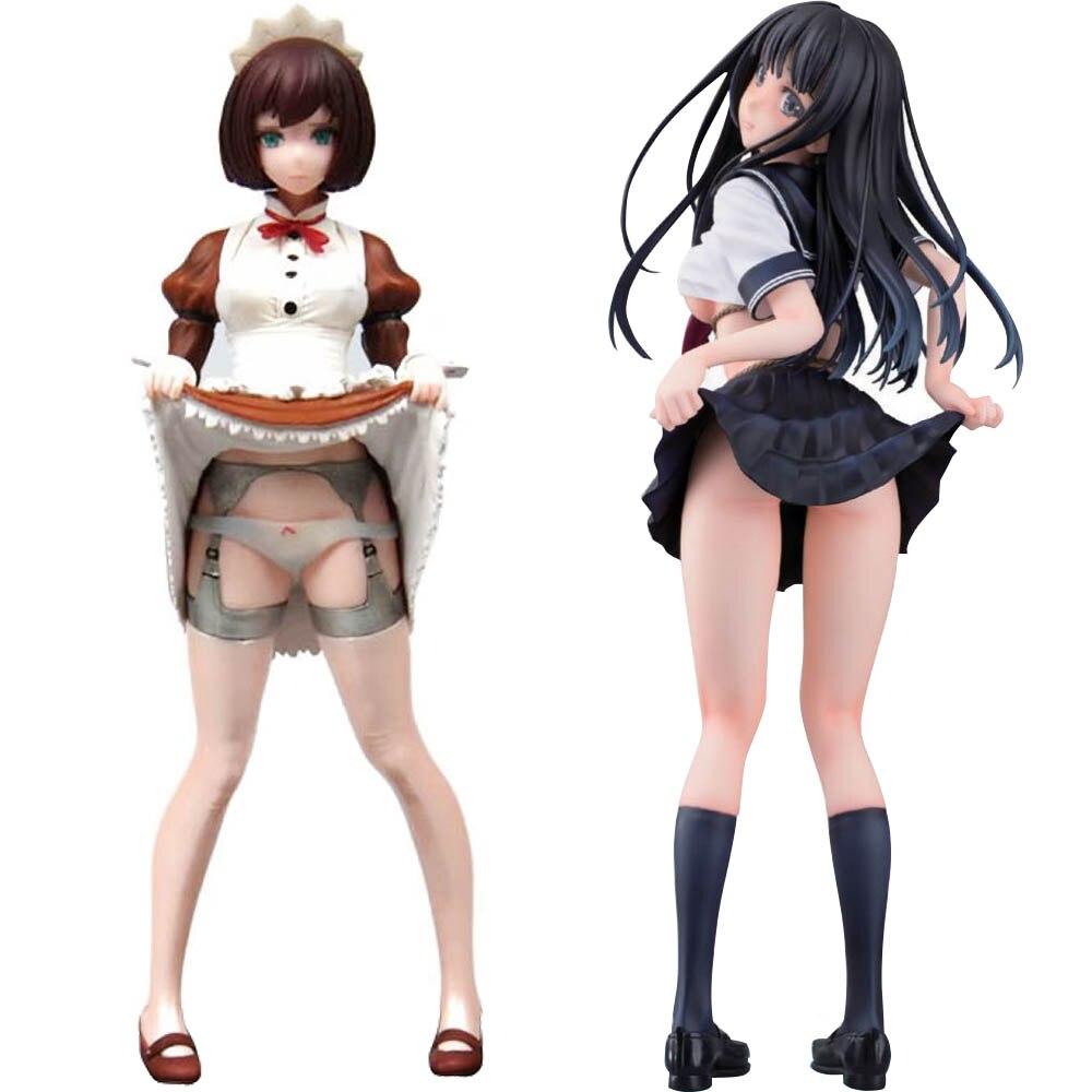 Daiki 20cm Murakami Suigun No Yakata Sexy Girl Anime PVC Action Figures Toys Anime Figure Toys For Kids Children Christmas Gifts