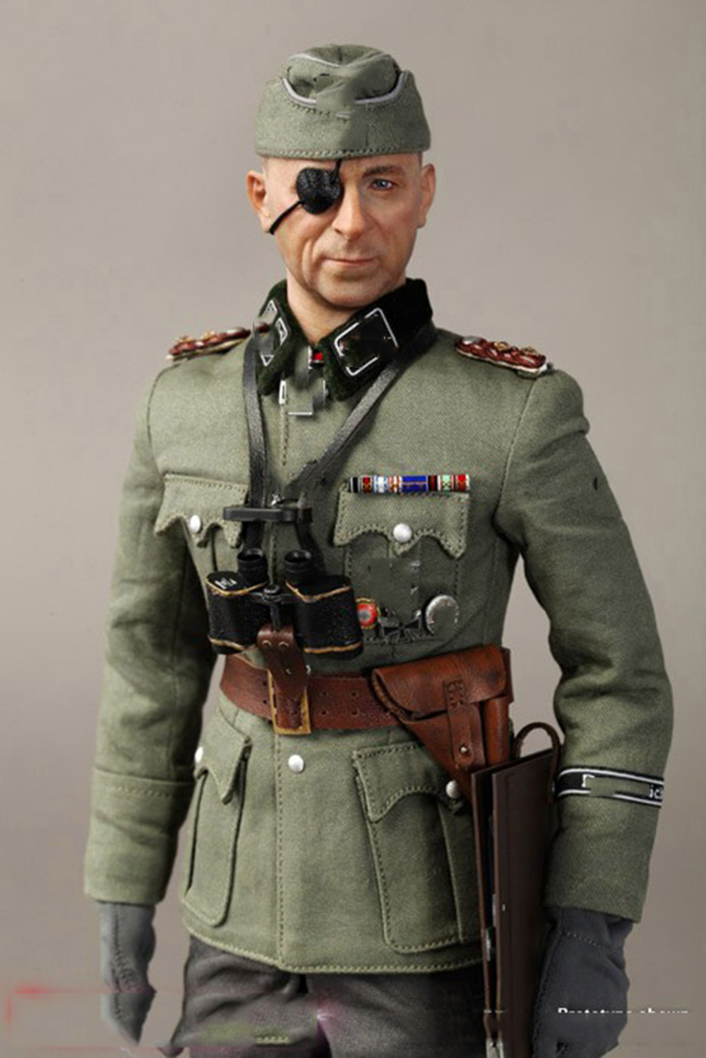 For Collection 3R (GM642) 1/6 WWII World War II German Armed SS Imperial Division Master Paul Hausser Action Figure 1