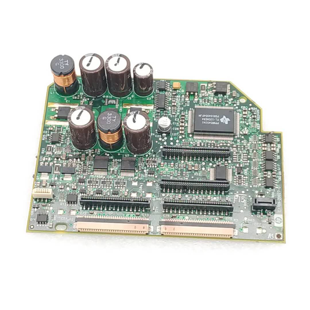 C7769 C7779 FOR HP DesignJet printers 500 800 Carriage PC board plotter parts image