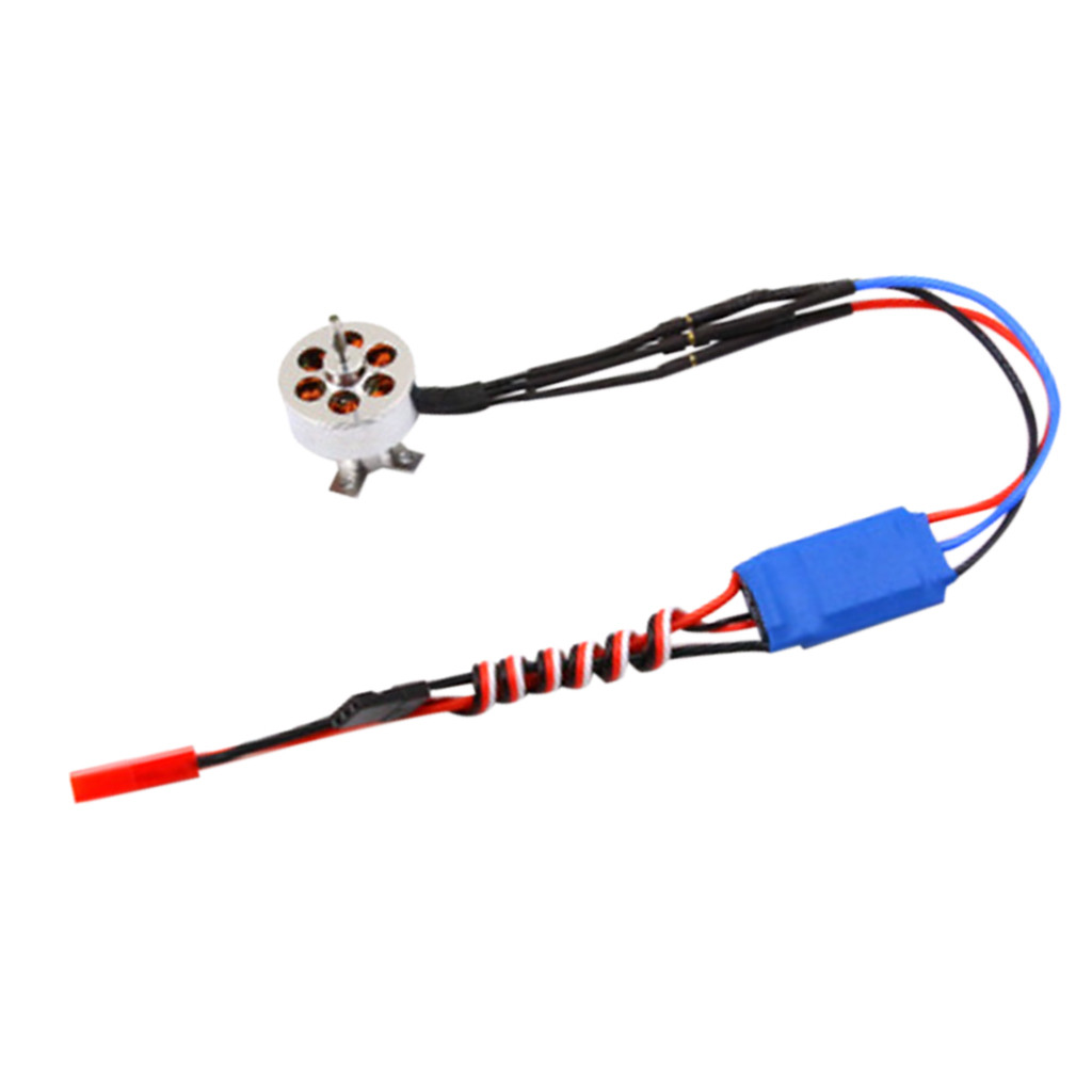 HIINST 2020 NEW 2211-<font><b>1700KV</b></font> <font><b>Brushless</b></font> <font><b>Motor</b></font>+10A 2-3S ESC For RC Fixed Wing Airplane High quality drone accessories wholesale image
