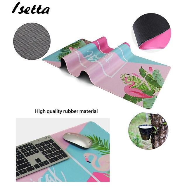 1000x500mm grand tapis de souris de jeu XXL tapis étendu tapis de bureau tapis de souris longs tapis de souris en caoutchouc antidérapant