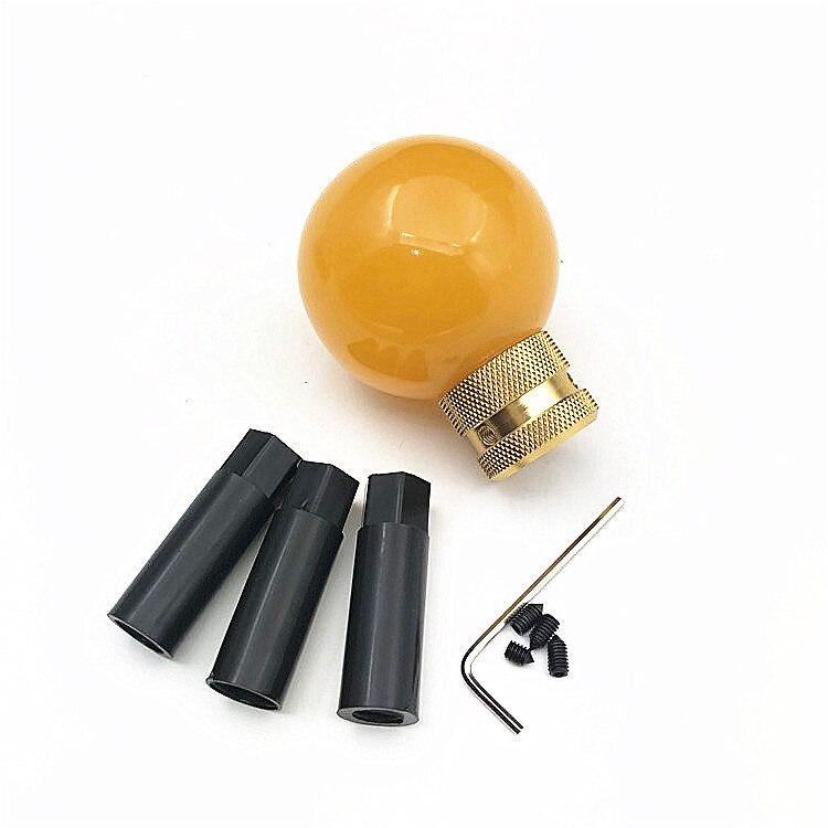 Ручка переключения передач из полиуретана MT, рычаг переключения передач, шариковая ручка