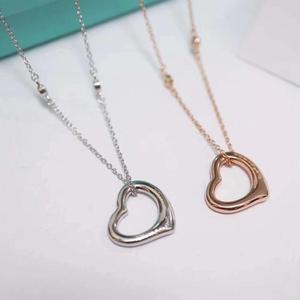 TY10 OPEN HEART 925 silver gir